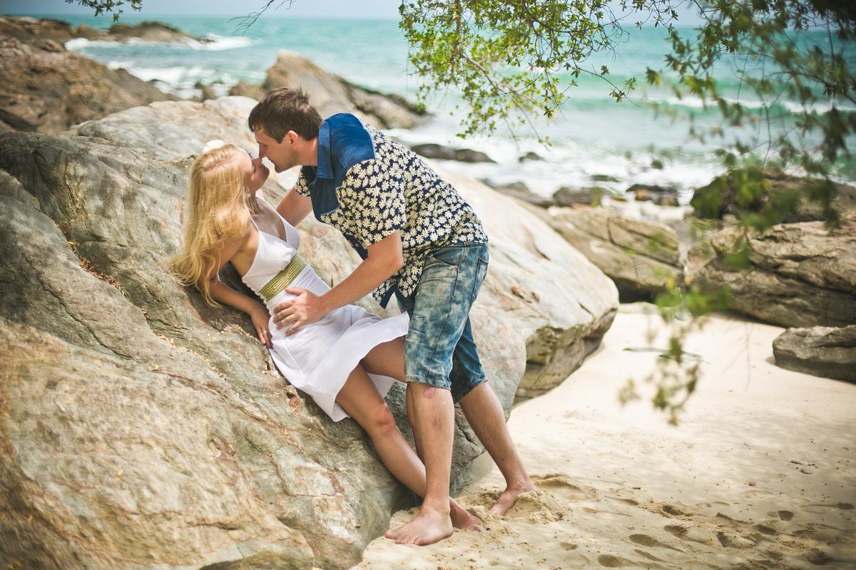 Koh Samet Thailand love story (7)