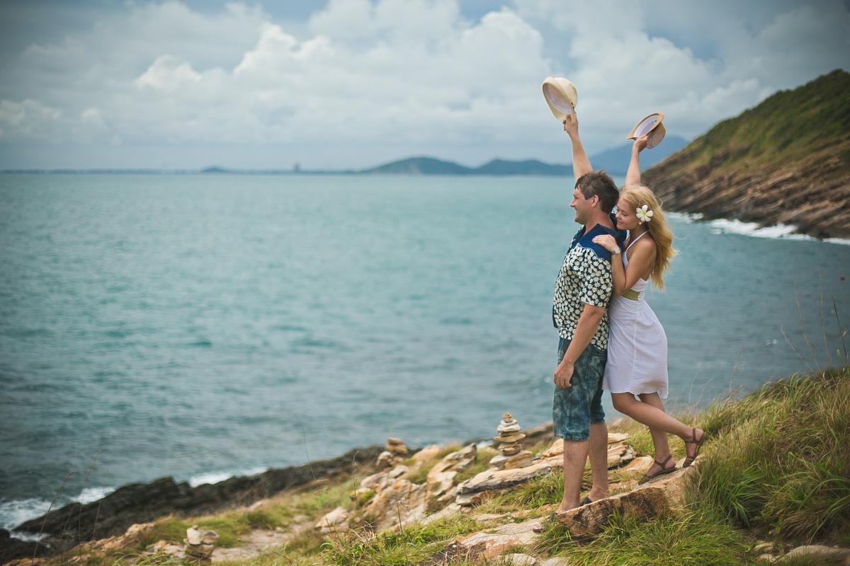 Koh Samet Thailand love story (4)