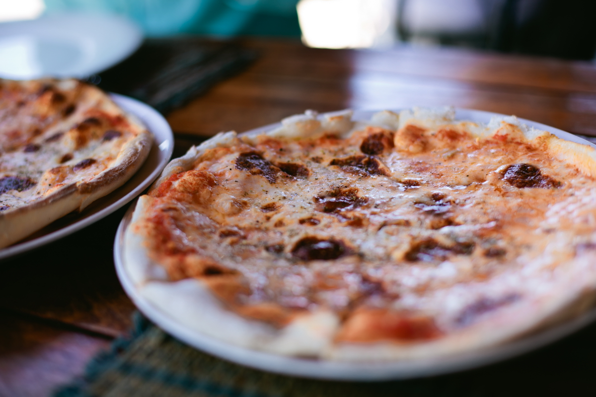 Best pizza in Samui
