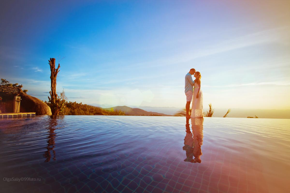 Love Story Paradise Park Thailand