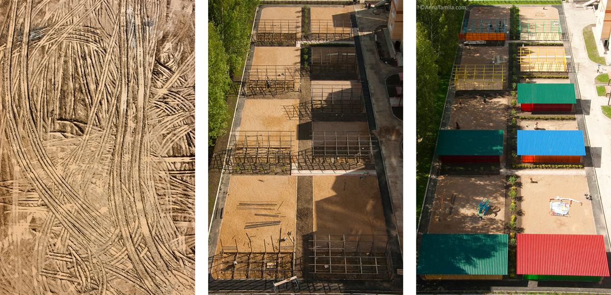 playground construction photo