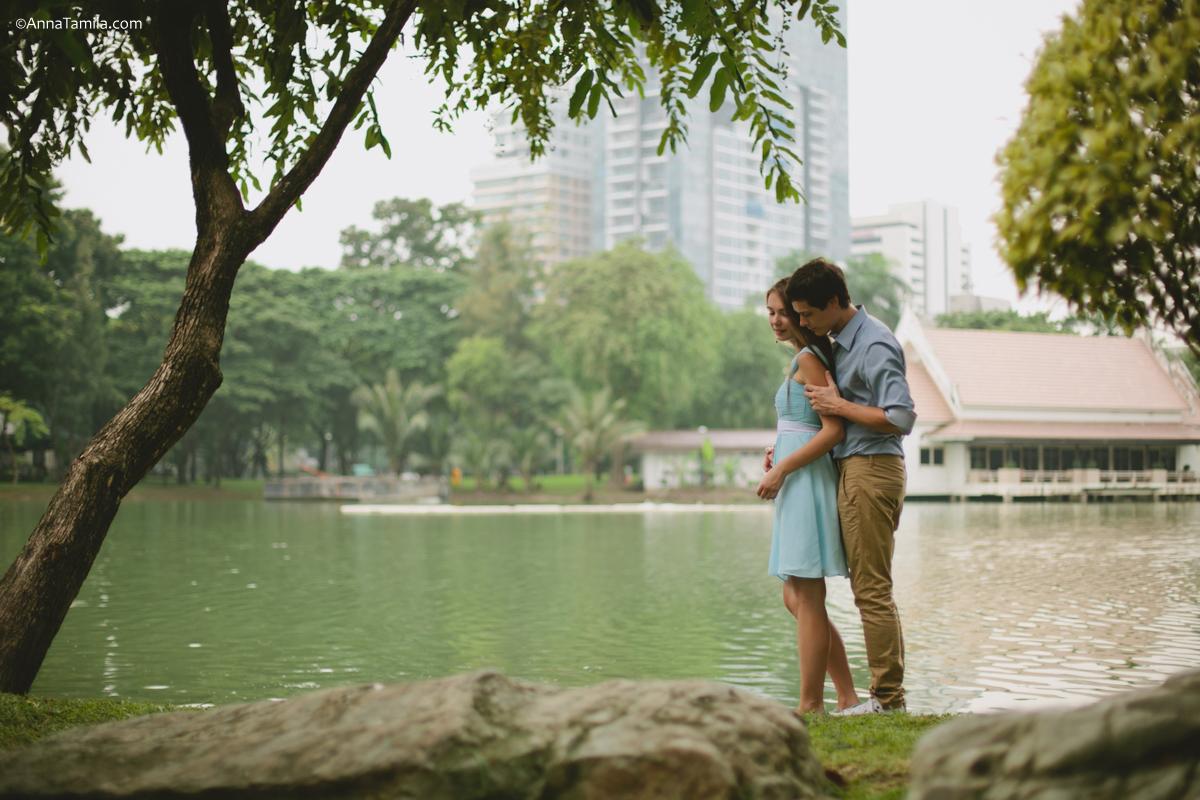 Bangkok Lumphini Park love story (32)