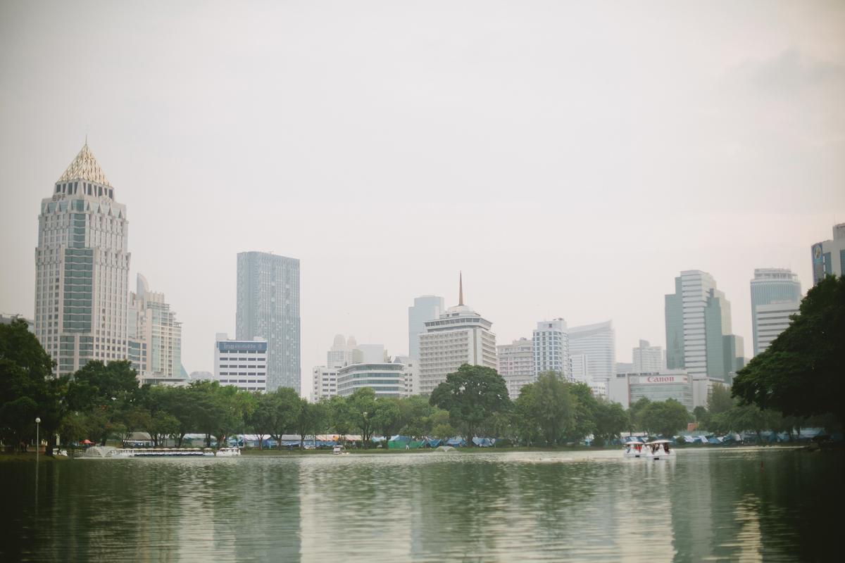 Bangkok Lumpini Park