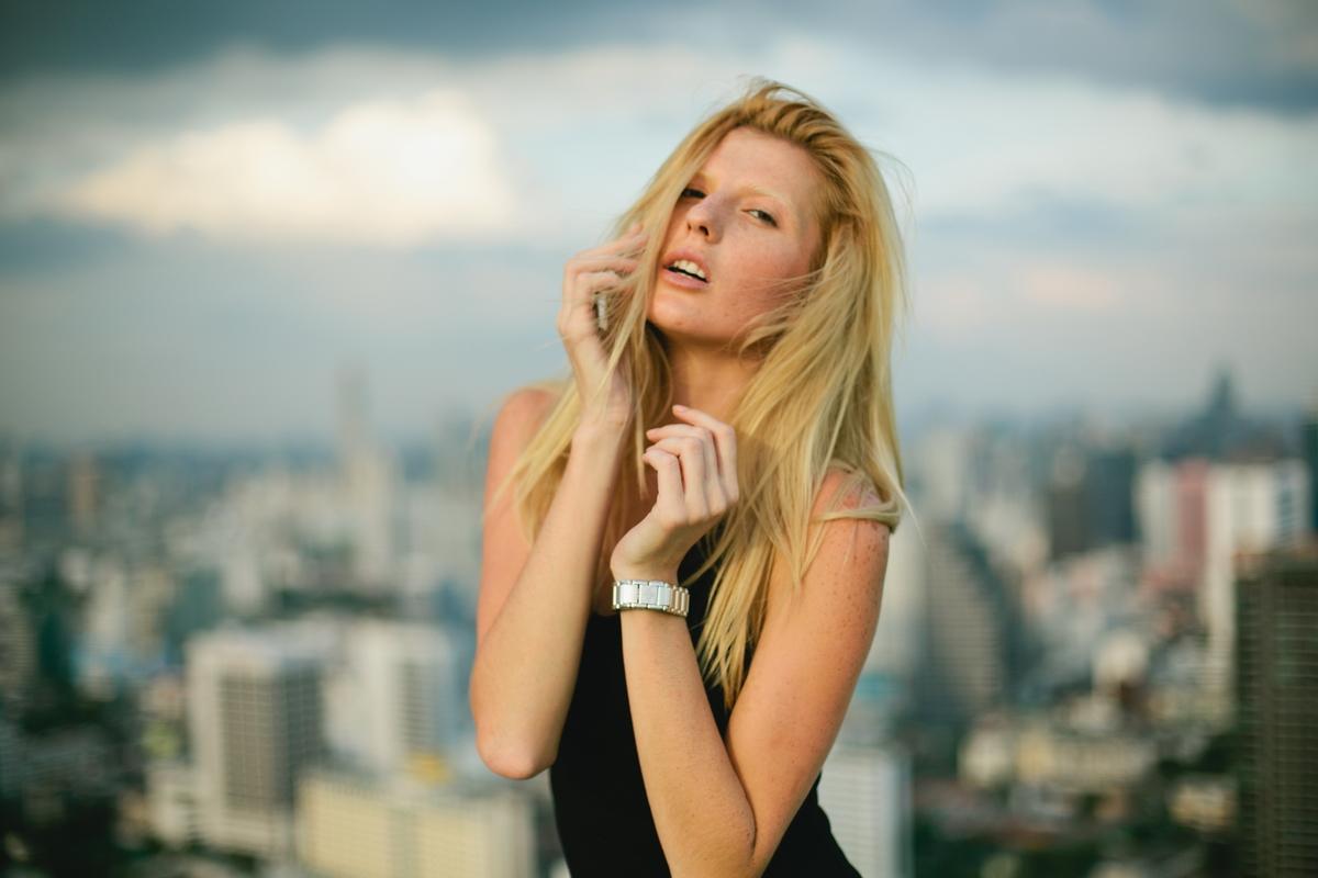Fashion shooting in Bangkok (1)