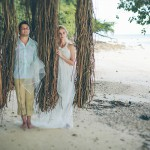 Olga & Vasily. Kao Lak wedding