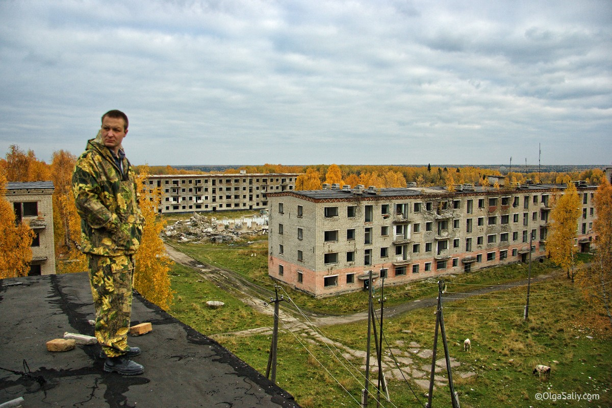 Abandoned military town in Russia Itaka settlement (43)