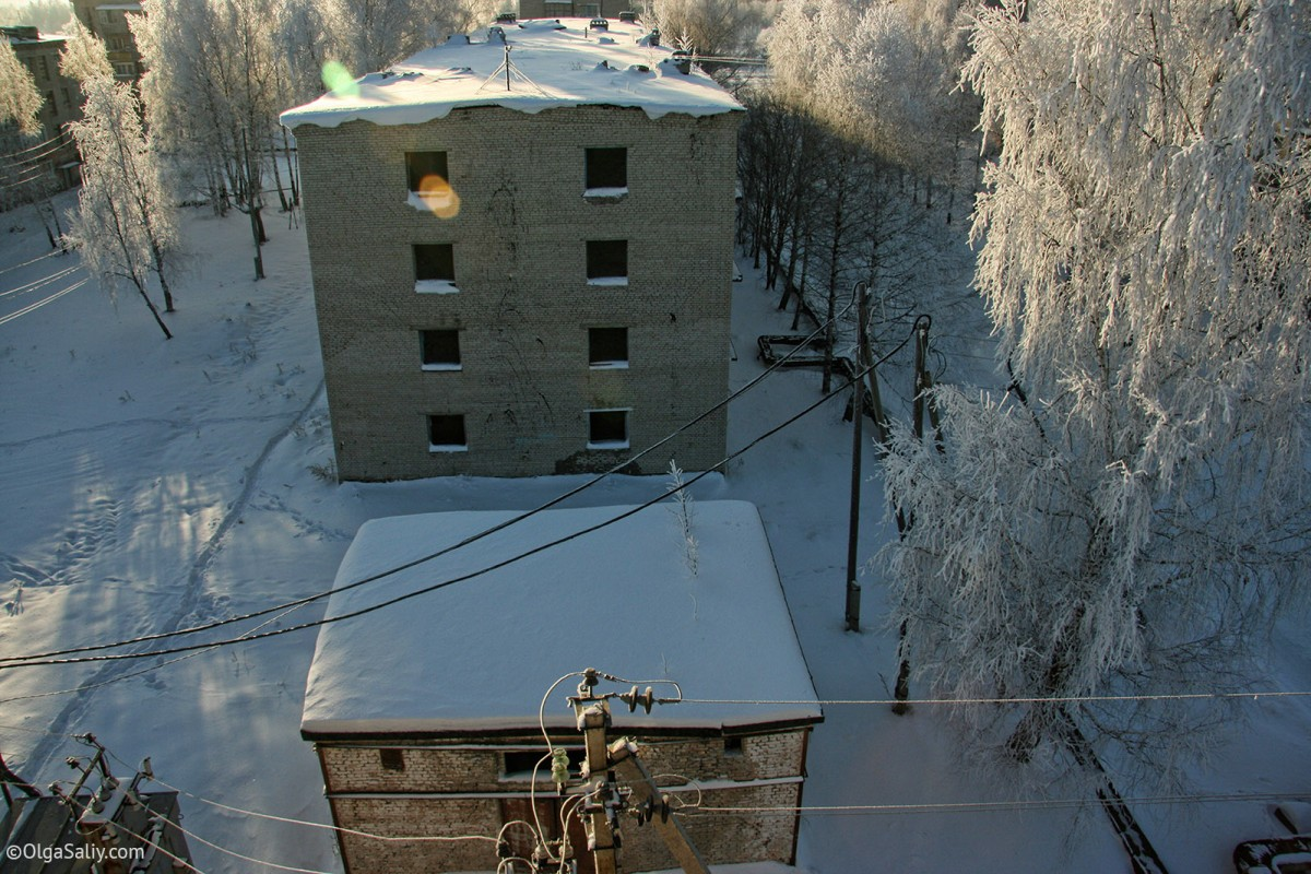 Abandoned military town in Russia Itaka settlement (14)