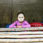 About people without country. Mae La refugee camp in Thailand Documentary Photography Project