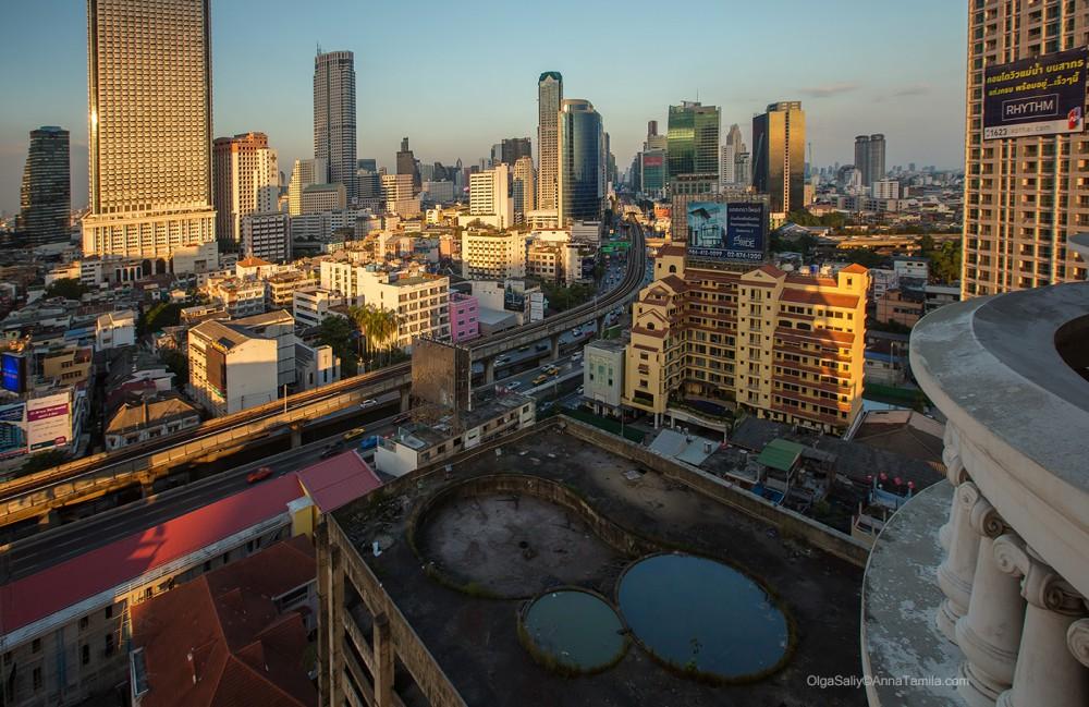 Highest abandoned skyscraper in Bangkok (24)