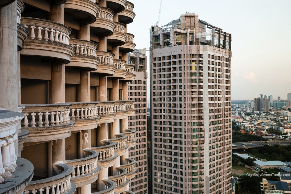 Highest abandoned skyscraper in Bangkok (18)