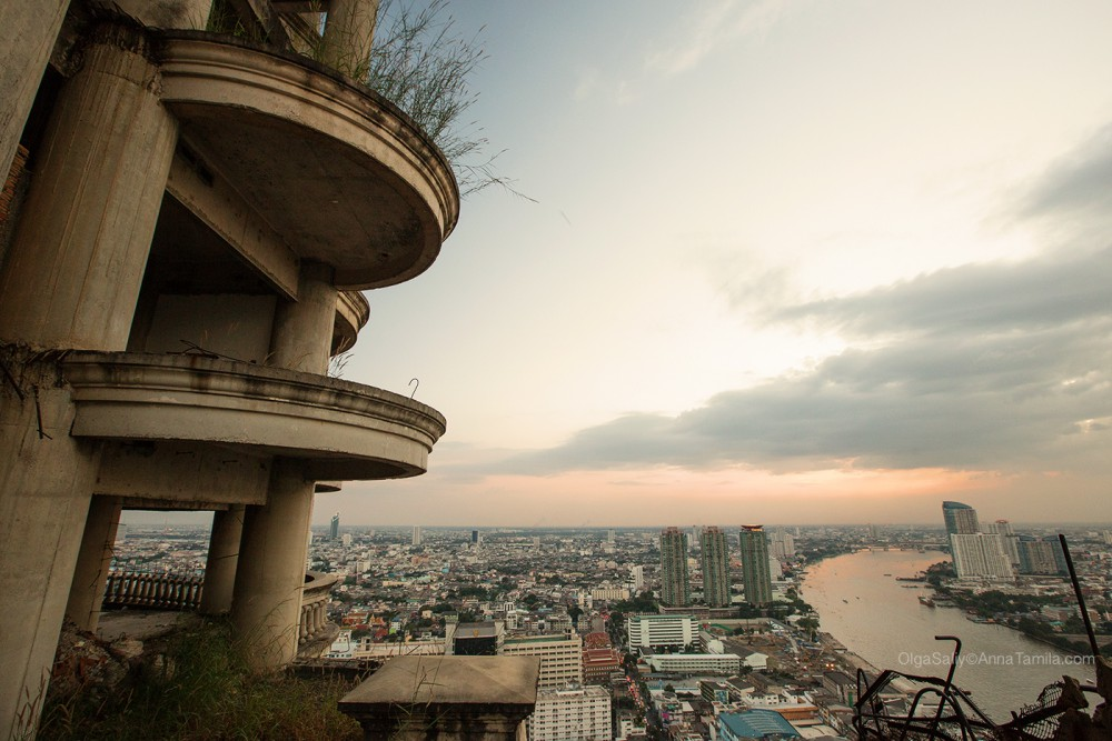 Highest abandoned skyscraper in Bangkok (12)