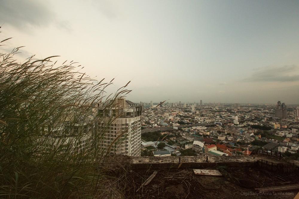 Highest abandoned skyscraper in Bangkok (9)