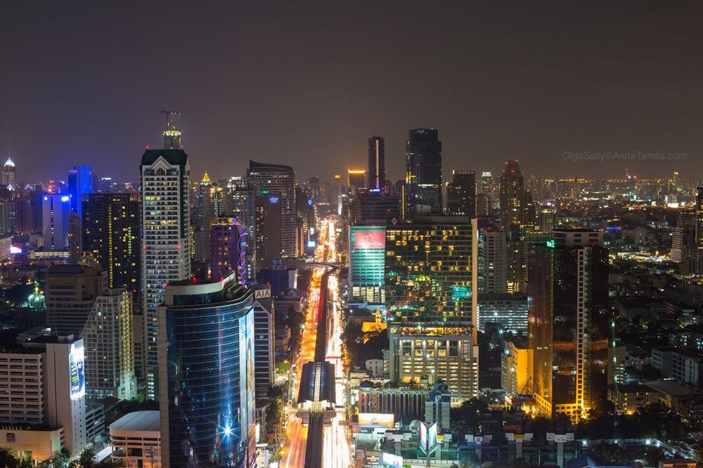 Highest abandoned skyscraper in Bangkok (3)
