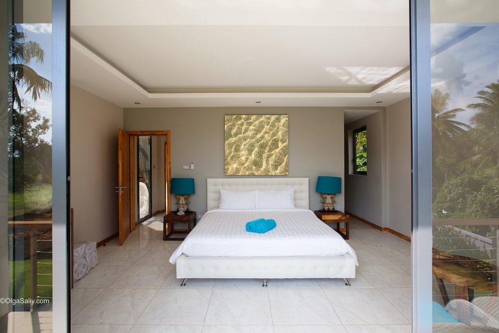 Interior photography luxury villa TFP
