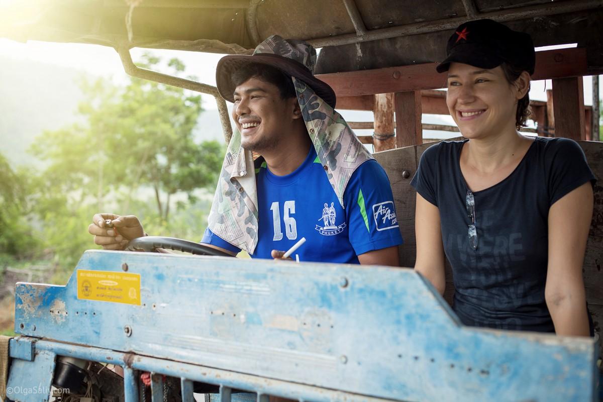 Thai-Farang marriage life (34)