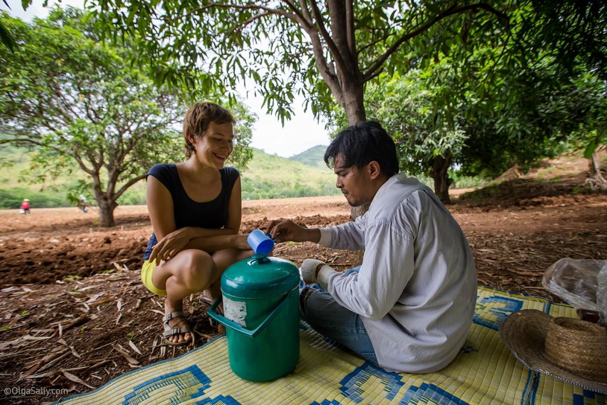 Thai-Farang marriage life (28)