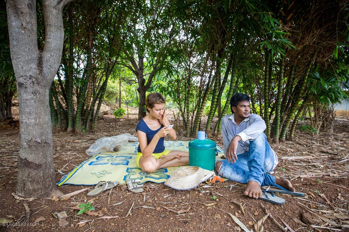 Thai-Farang marriage life (27)