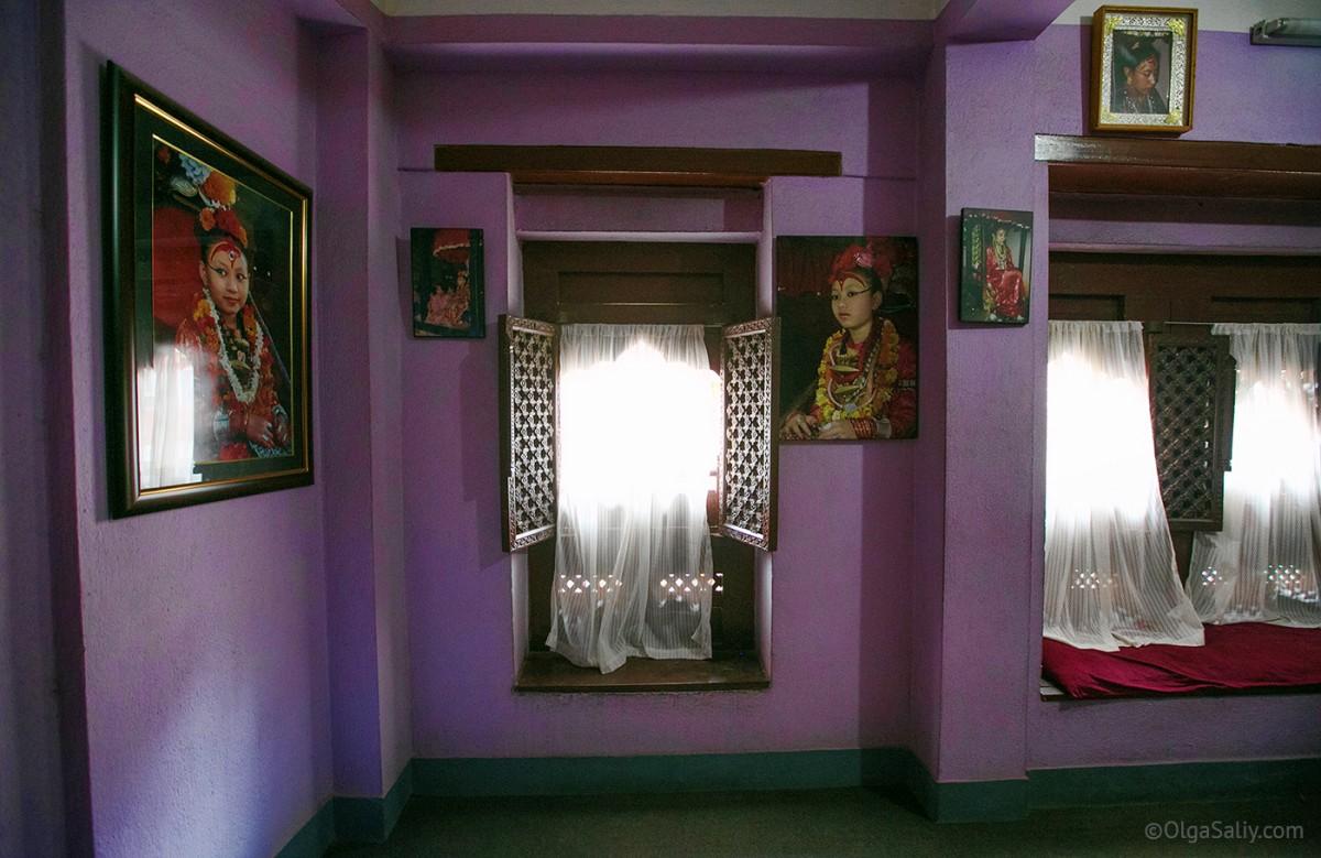 Life of Kumari in Nepal (5)