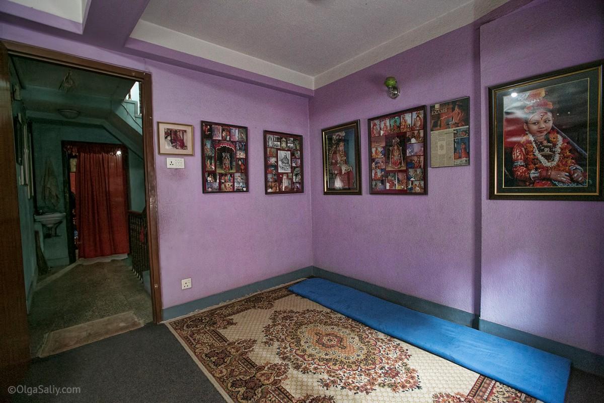 Life of Kumari in Nepal (3)