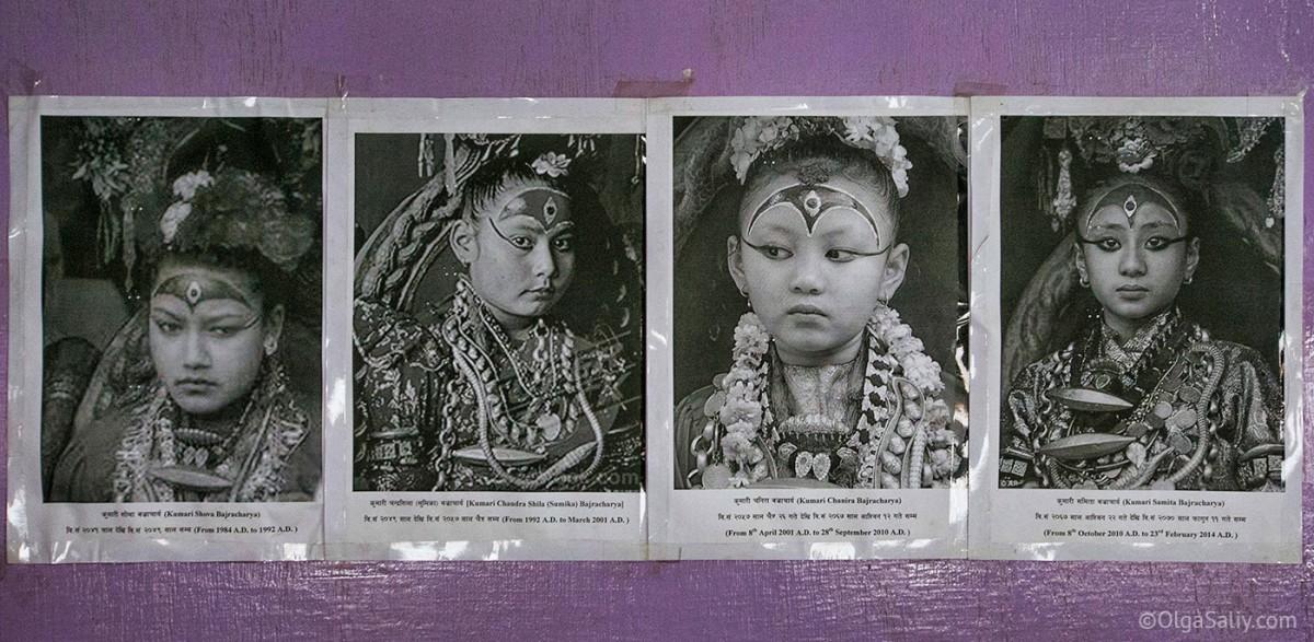 Life of Kumari in Nepal (1)