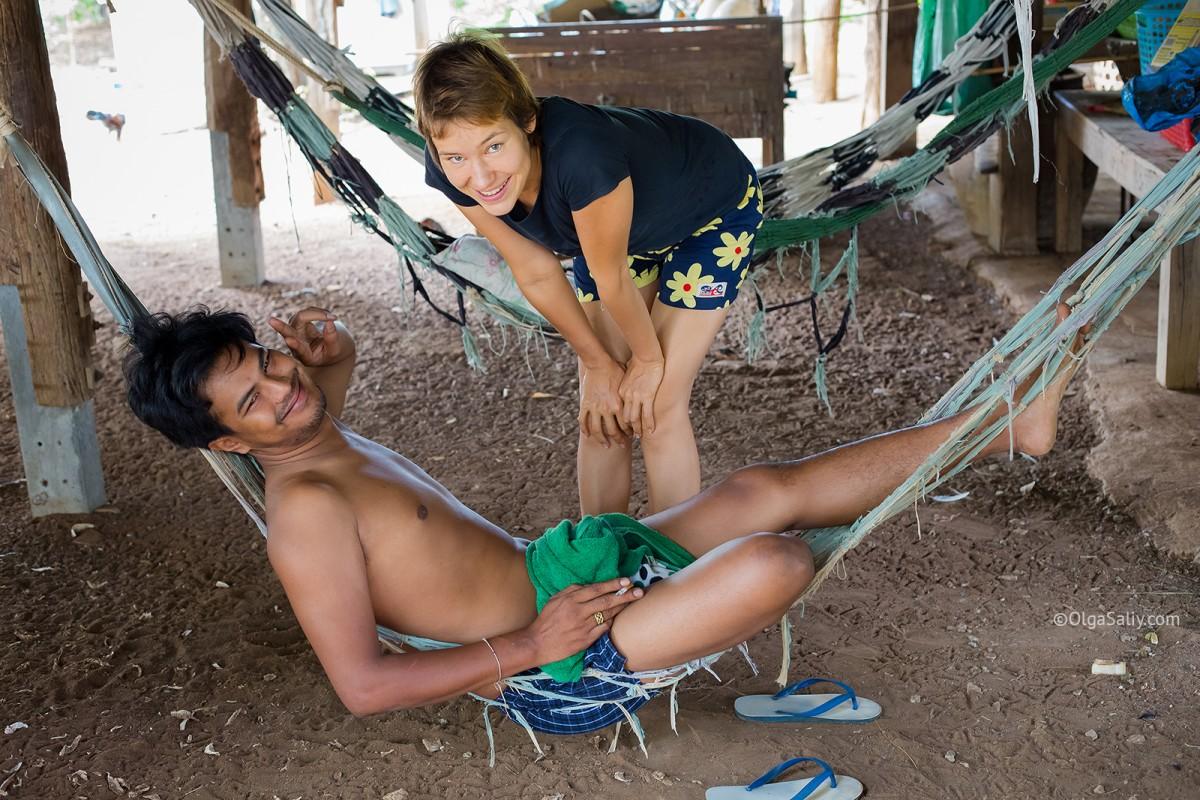 Thai-Farang marriage life (7)