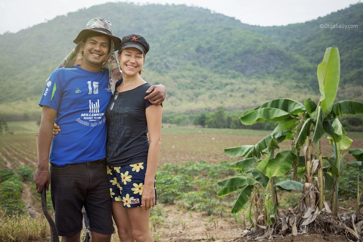 Thai-Farang marriage life (4)