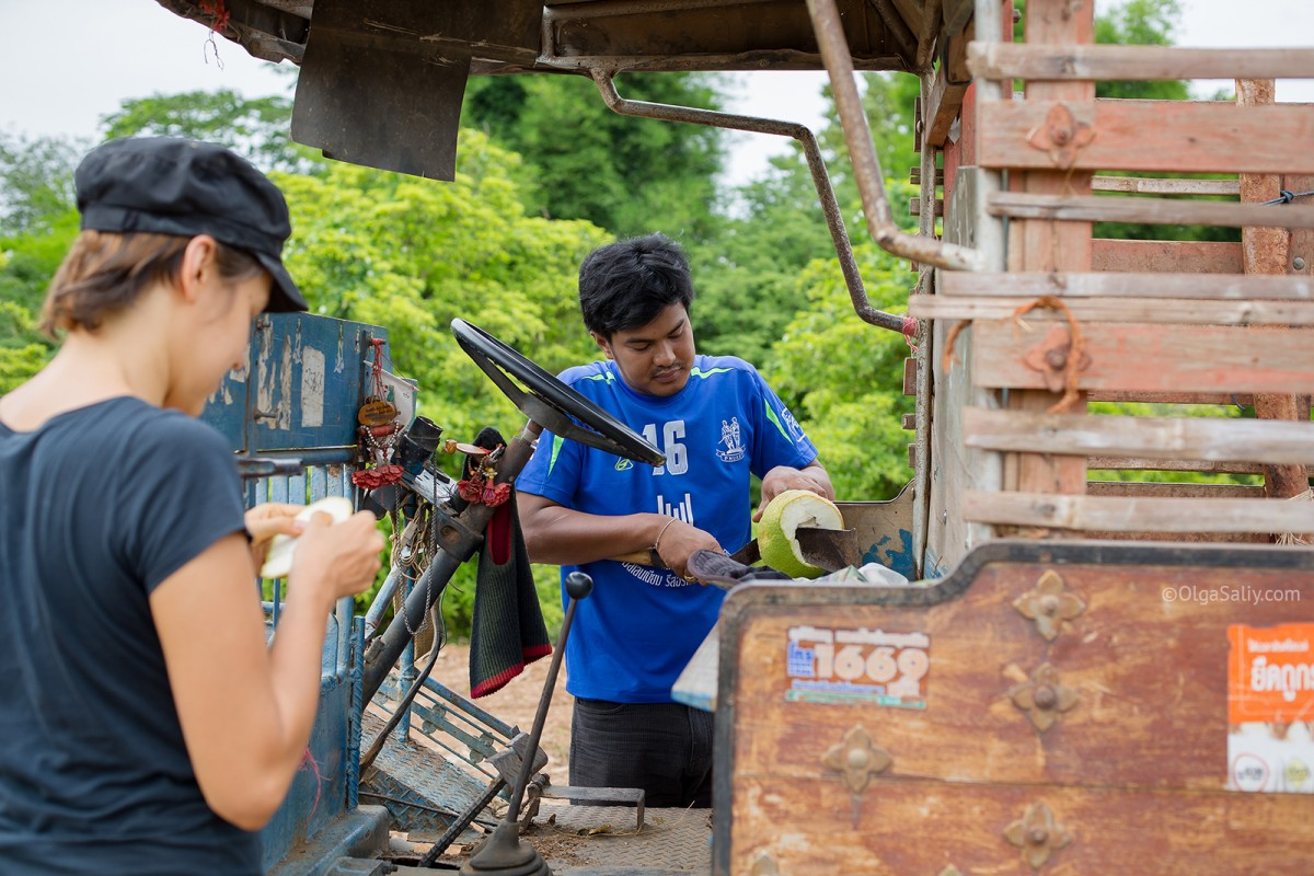 Thai-Farang marriage life (2)