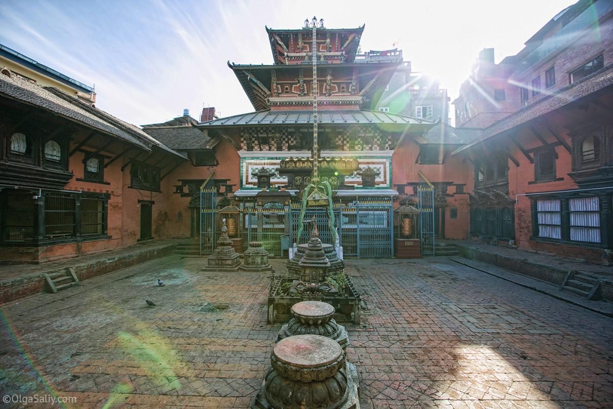 Life of Kumari in Nepal (21)