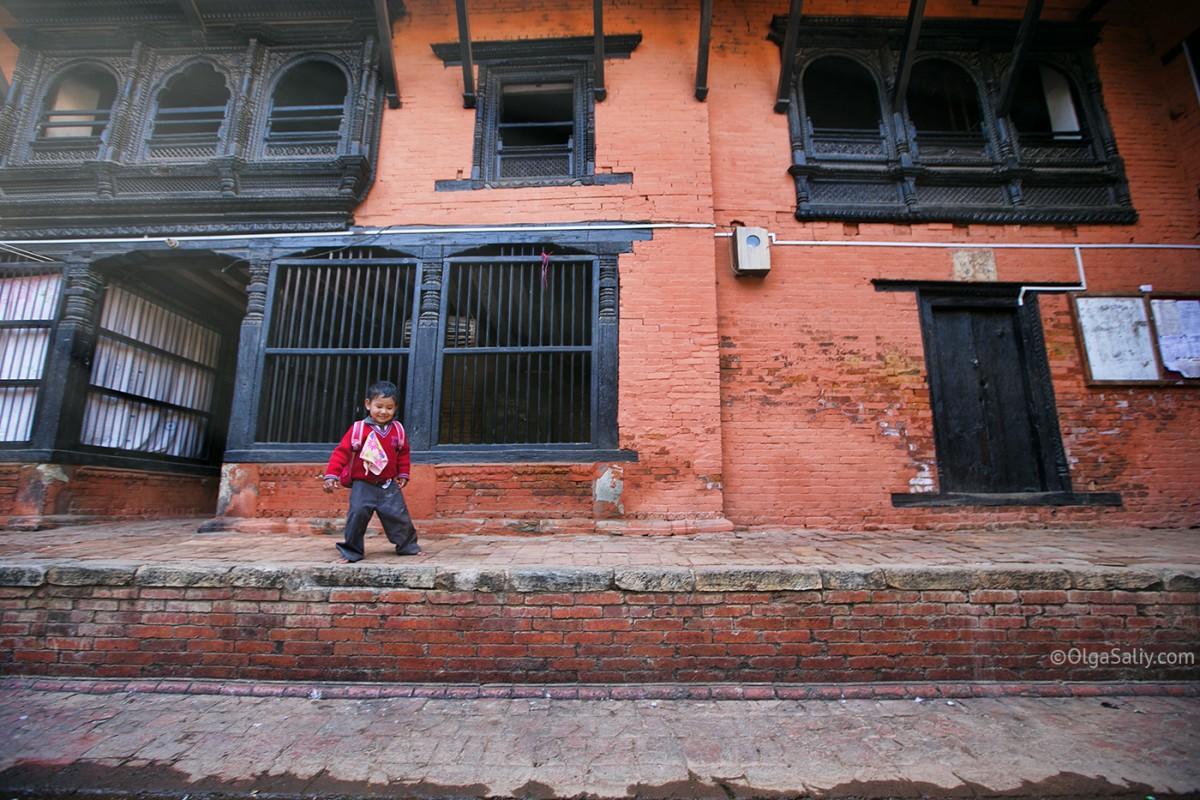 Life of Kumari in Nepal (19)