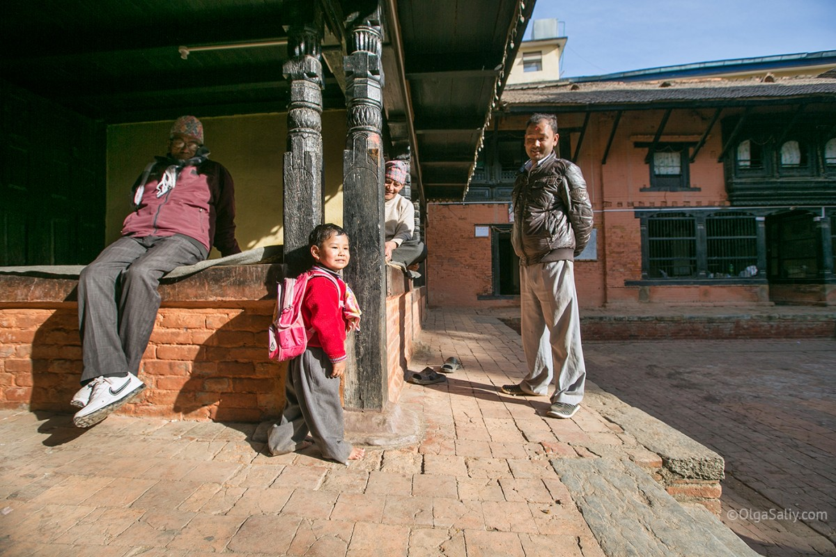 Life of Kumari in Nepal (17)