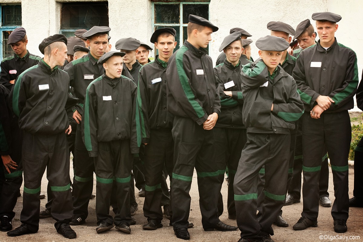 Teen Prison in Russia photo story (18)