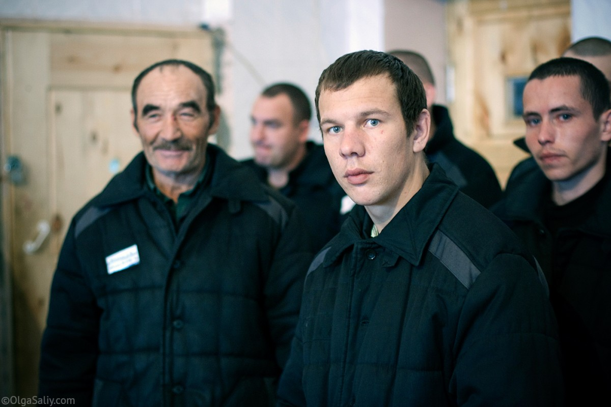 Prison in Russia photo story (4)