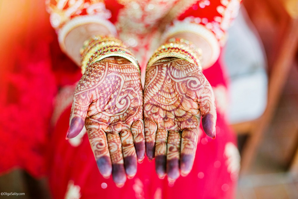 Henna for Wedding Kathmandu