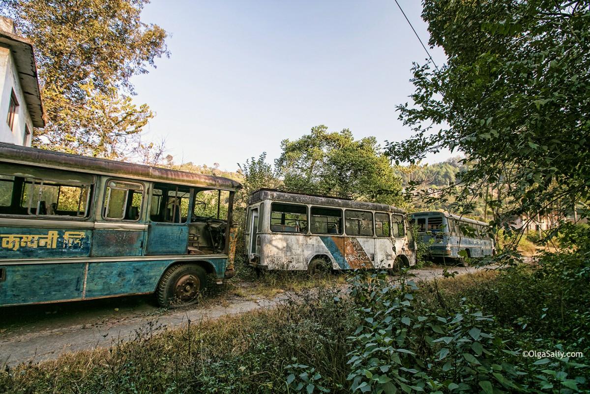 Abandoned Cement Factory Kathmandu (2)
