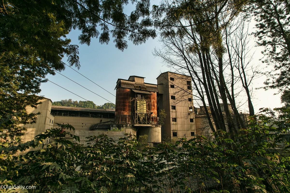 Abandoned Cement Factory Kathmandu (1)