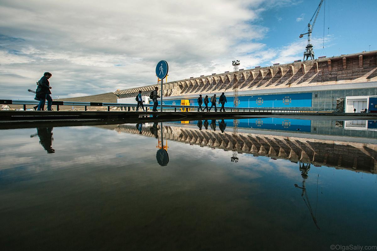 Boguchany hydroelectric dam on Angara River in Russia (48)