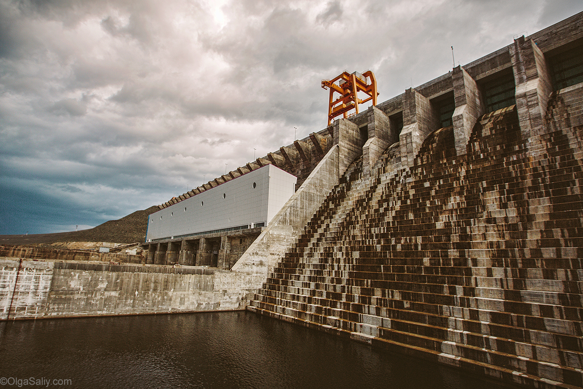 Boguchany hydroelectric dam on Angara River in Russia (35)