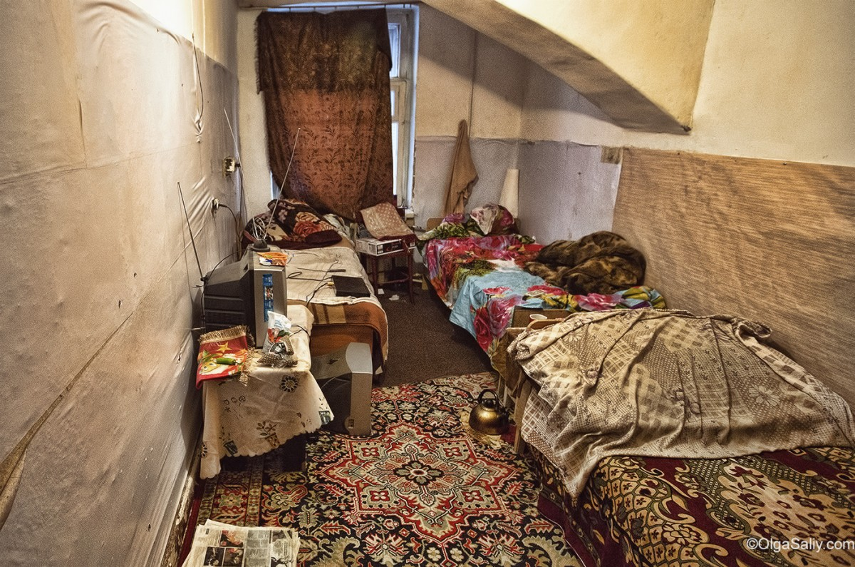 Russian Communal apartment