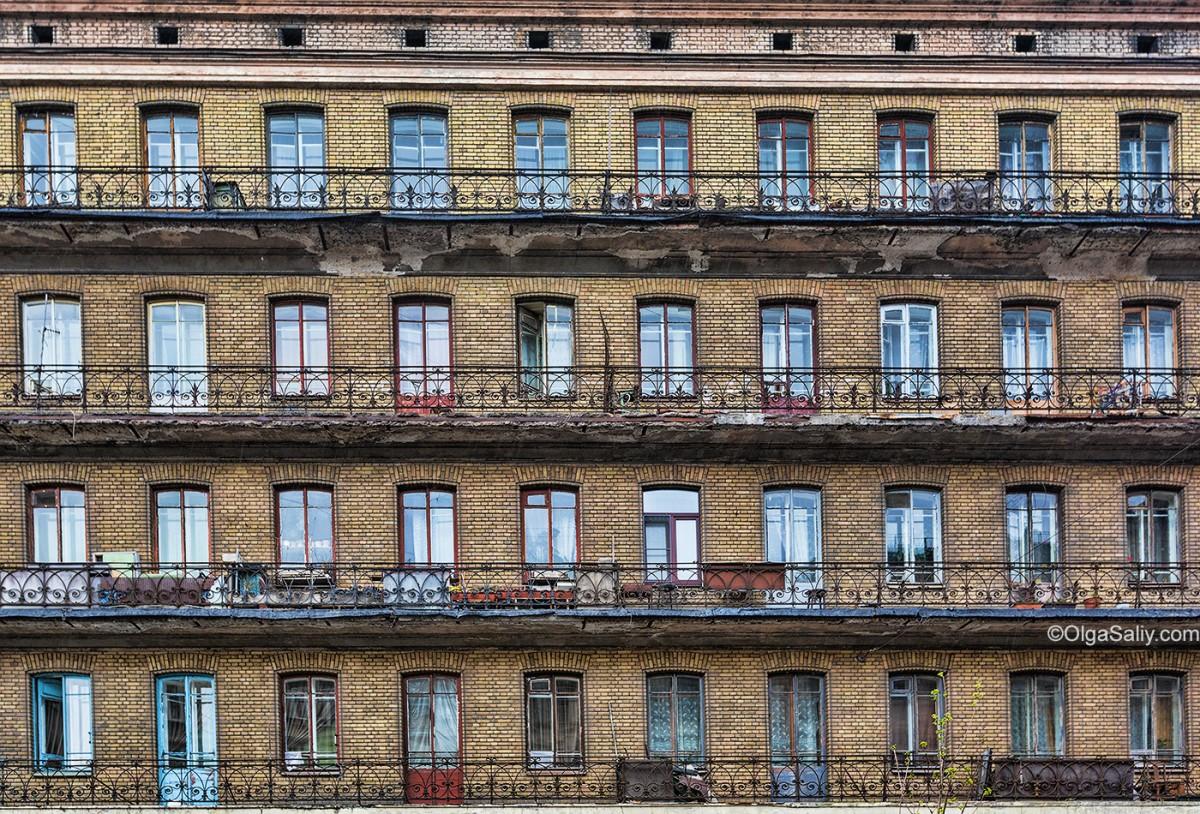 Saint Petersburg, House