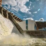 Russia Boguchany Dam photo gallery