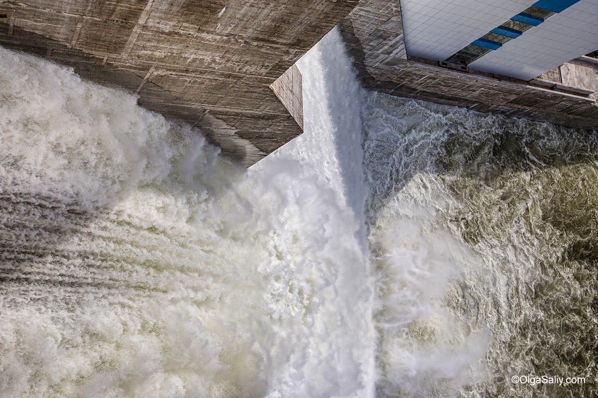 Boguchany hydroelectric dam on Angara River in Russia (16)