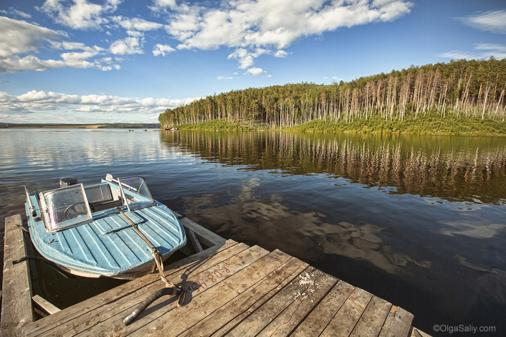 Angara River in Russia (14)