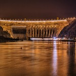 Sayano–Shushenskaya Dam, Russia Photo Gallery