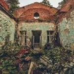 Abandoned Resort near Novosibirsk, Russia