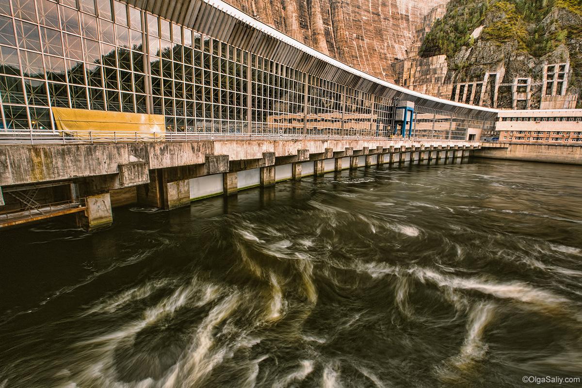 Sayano–Shushenskaya Dam (40)