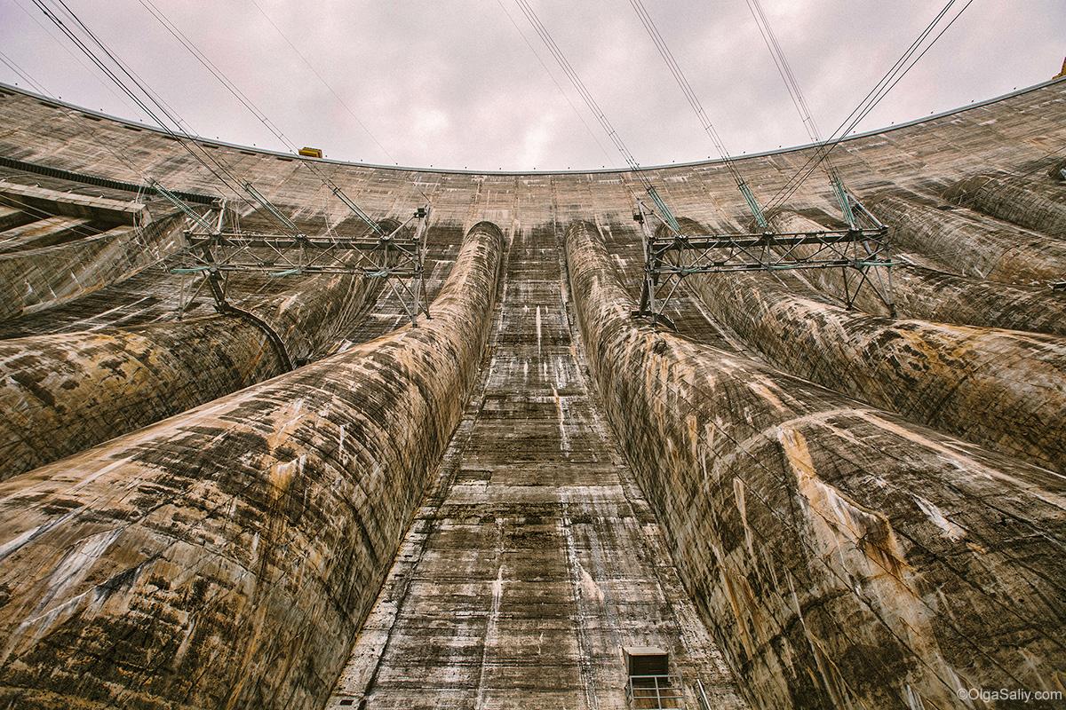 Sayano–Shushenskaya Dam (39)