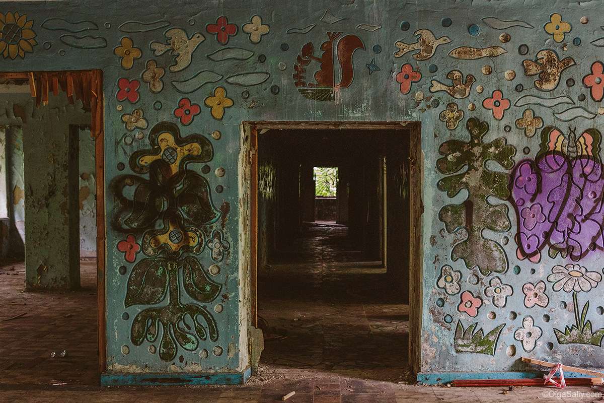 Abandoned Resort near Novosibirsk