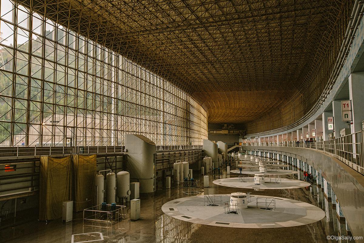 Sayano–Shushenskaya Dam (31)