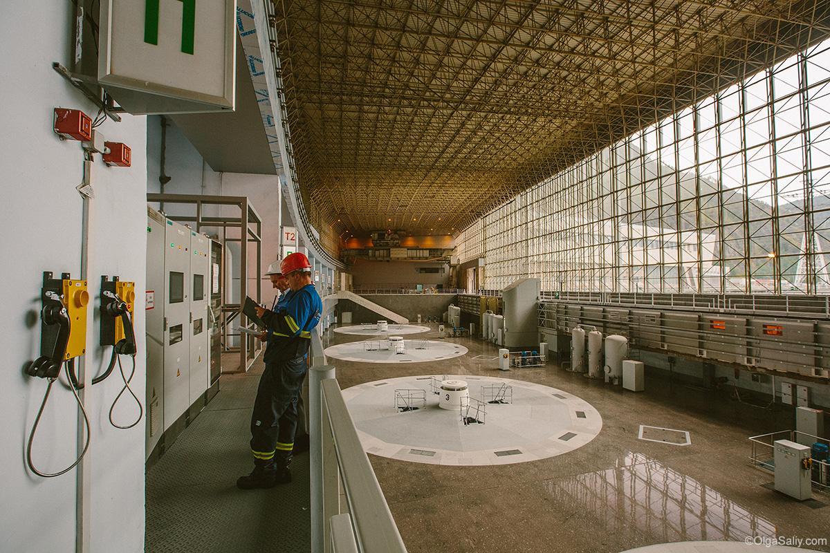 Sayano–Shushenskaya Dam (26)