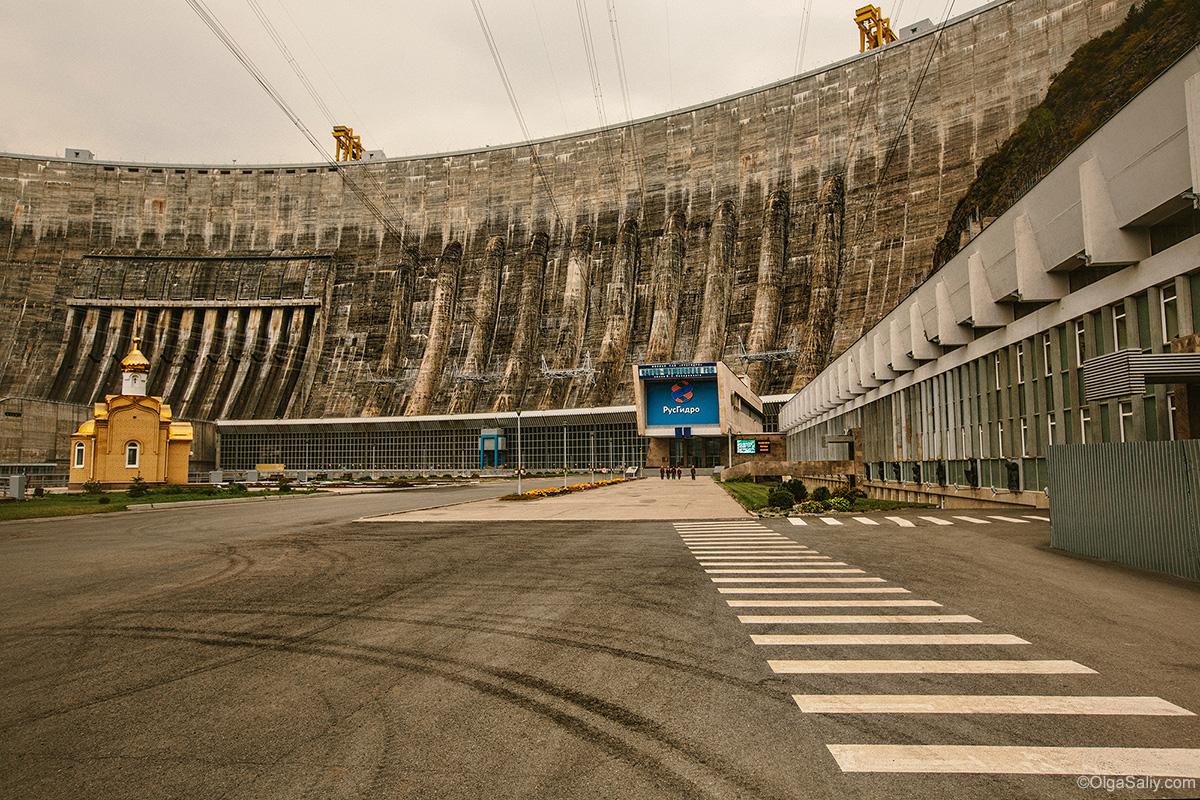 Sayano–Shushenskaya Dam (17)